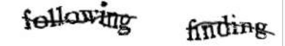 CAPTCHAサンプル画像